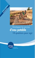 PS-Eau practical guide to Develop drinking water services