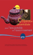 PS-Eau practical guide on decentralized cooperation for drinking water and sanitation